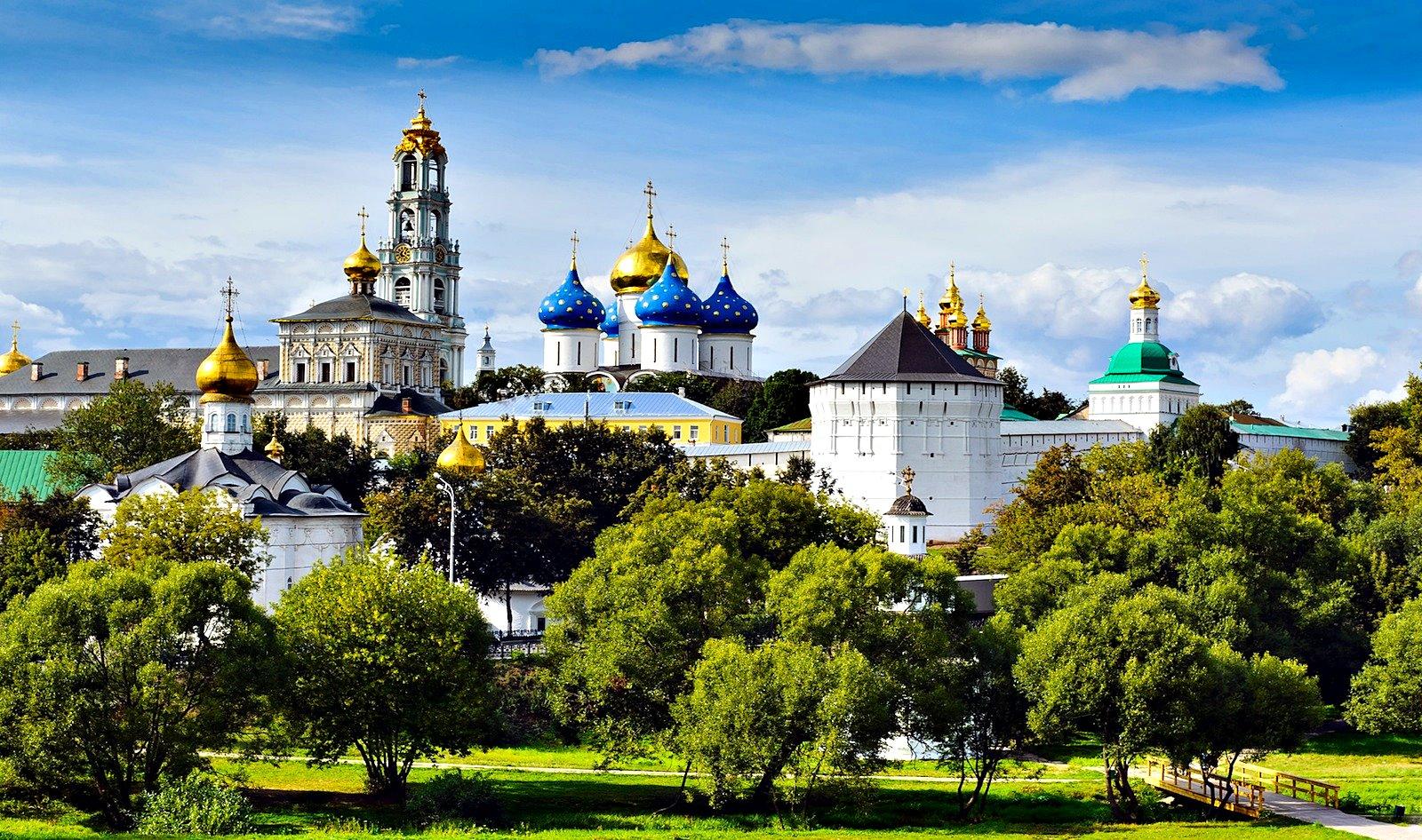 лавра Россия