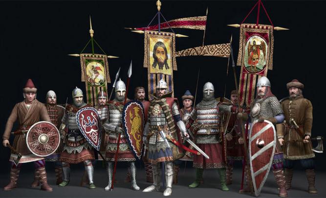 россия в средневековье