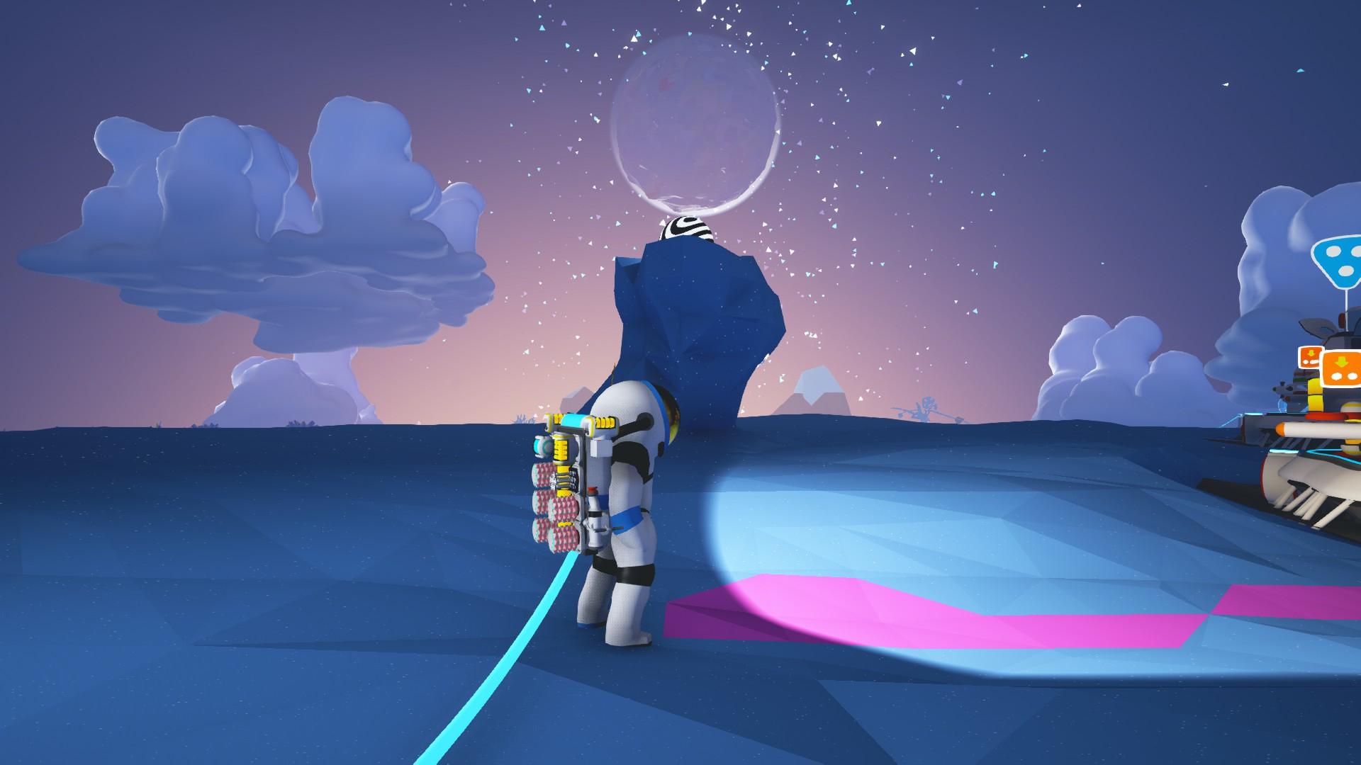 зебра шар Astroneer