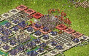 итог нападения на замок