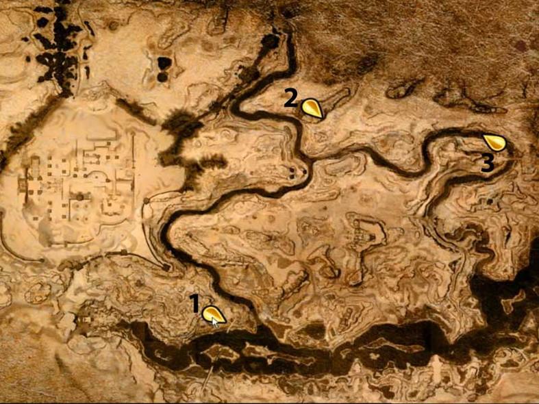 карта священников
