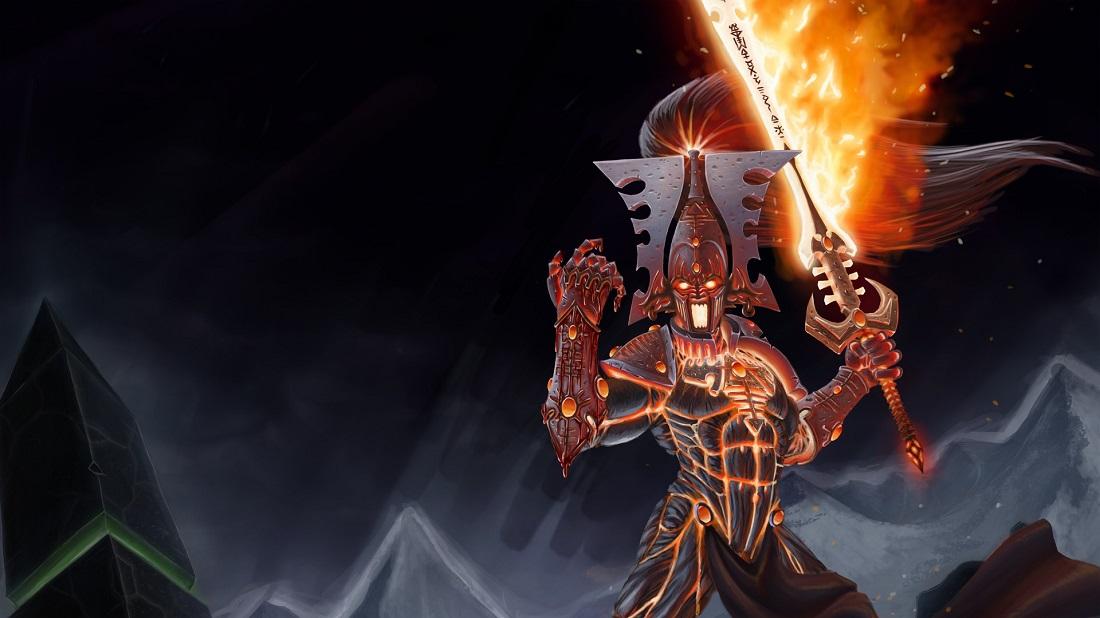 меч кейна