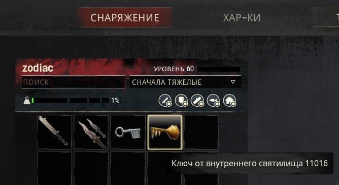 ключяра