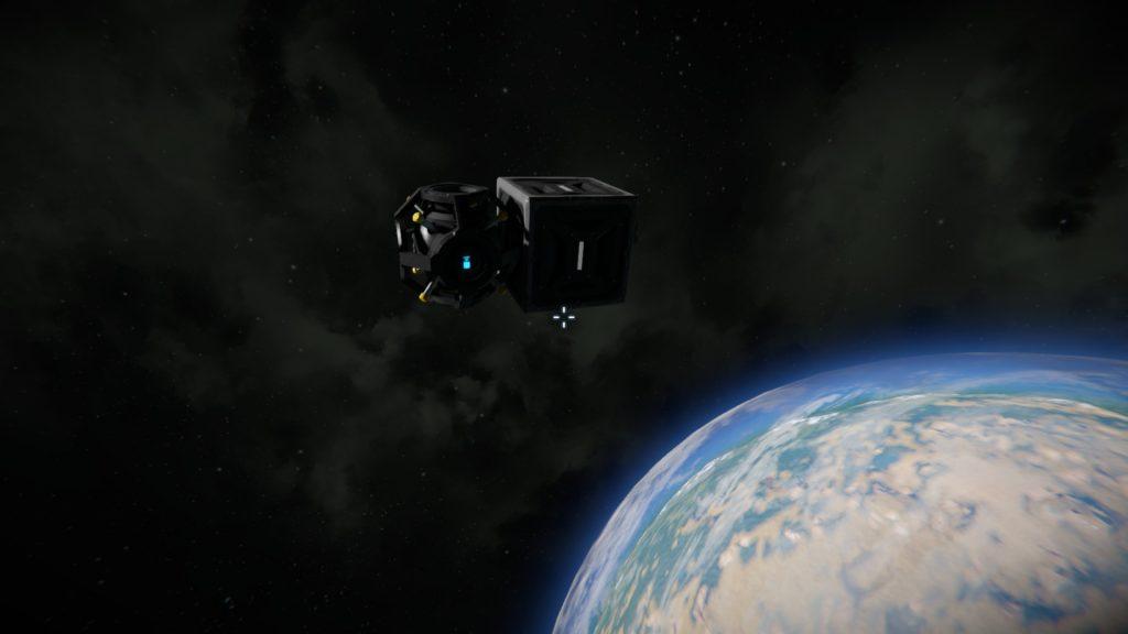 хрюмба в космосе