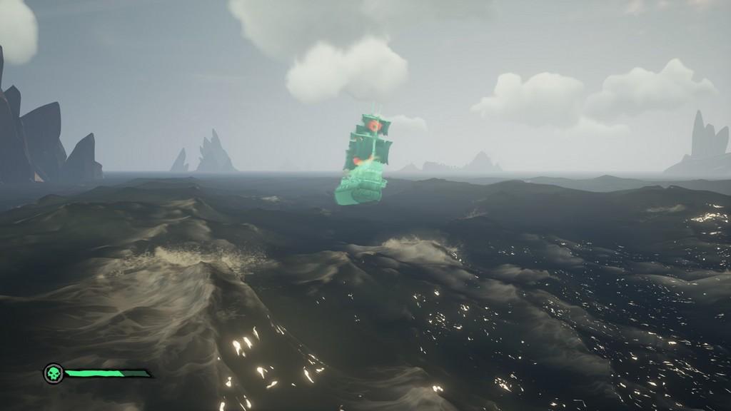 уплывают