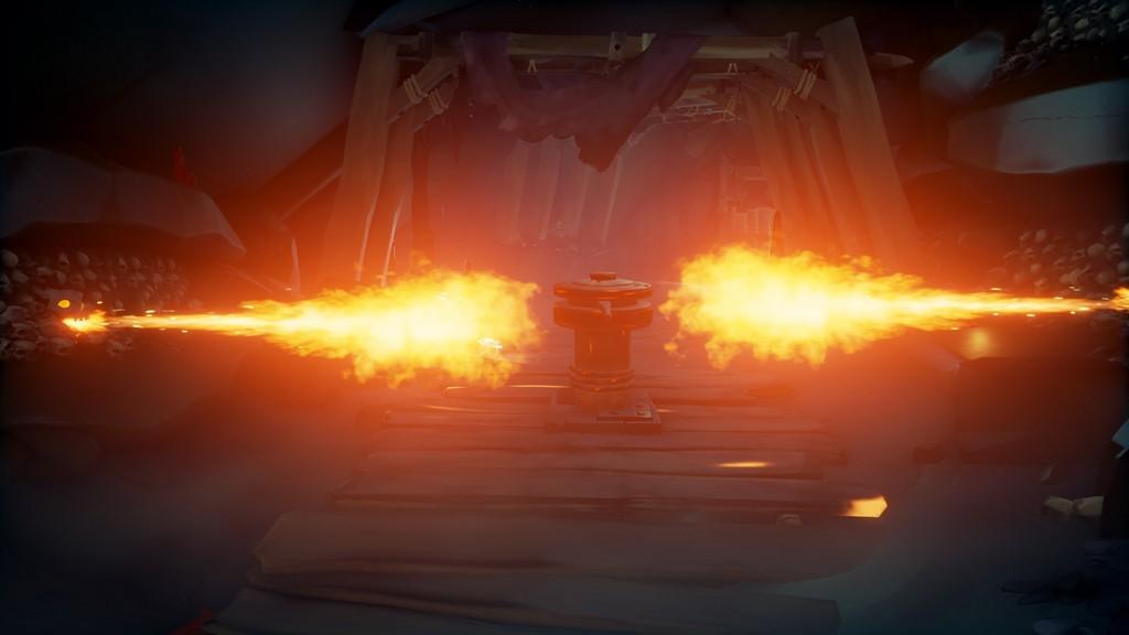 два огня